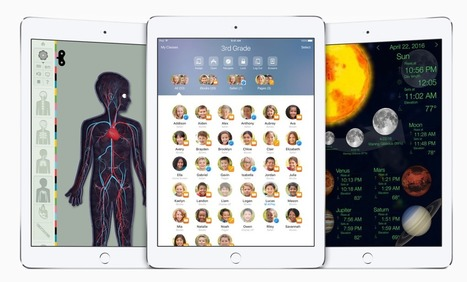 iOS 9.3 adds multi-user support for iPads in schools, new Classroom app, more | Bibliotecas Escolares & boas companhias... | Scoop.it