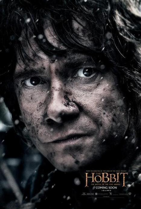 'The Hobbit: The Battle of the Five Armies' character posters revealed - Inquirer.net   'The Hobbit' Film   Scoop.it