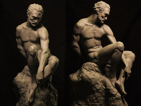 Sculptor downvotes plagiarism with Reddit's help | Digital-News on Scoop.it today | Scoop.it