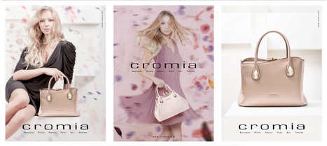 Cromia Bag Collection Spring Summer 2015 | Le Marche & Fashion | Scoop.it