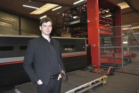 Industrie : de l'innovation à la précision - Angers Mag Info | Industries françaises | Scoop.it