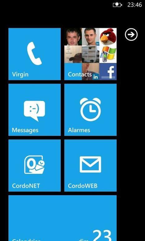Smartphone France Windows Phone : Réalisez facilement des captures d'écran sur Windows Phone ! | Smartphones&tablette infos | Scoop.it