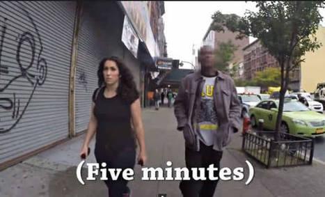 Walking in New York: passeggiando da sole nella metropoli [VIRAL ... - Ninja Marketing | MarKettivamente | Scoop.it