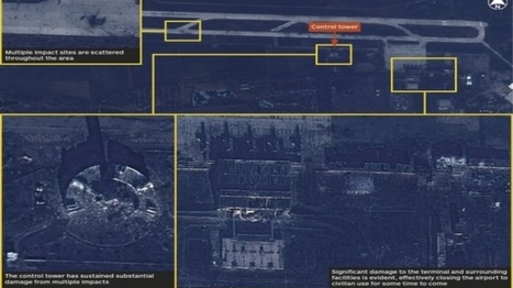 Donetsk Airport | GEOINT | Scoop.it