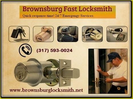 24/7 Brownsburg Emergengy Fast Locksmith Service | Brownsburg Fast Locksmith | Scoop.it