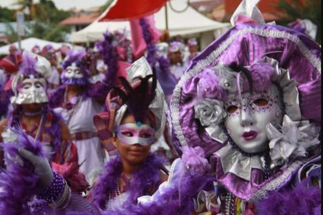 Le Carnaval à Cayenne | Iqbal Actu | CLEMI -  Des nouvelles des élèves | Scoop.it