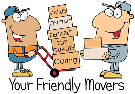 Hiring a full service movers and get benefited | Portland Movers Company | Scoop.it