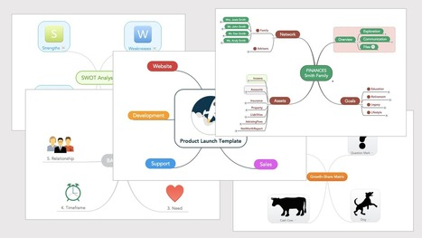 How to Deliver Effective Client Presentations With Mind Maps | MindMeister Blog | Cartes mentales | Scoop.it