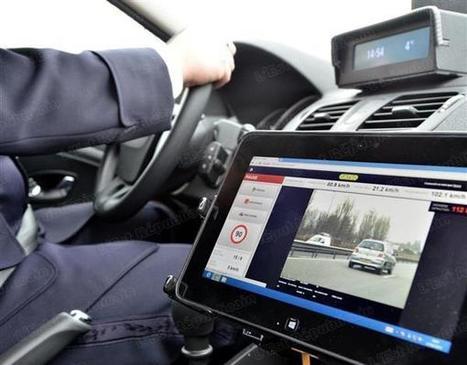 Nouveau radar embarqué à partir d'aujourd'hui - News Toulouse vip | La lettre de Toulouse | Scoop.it