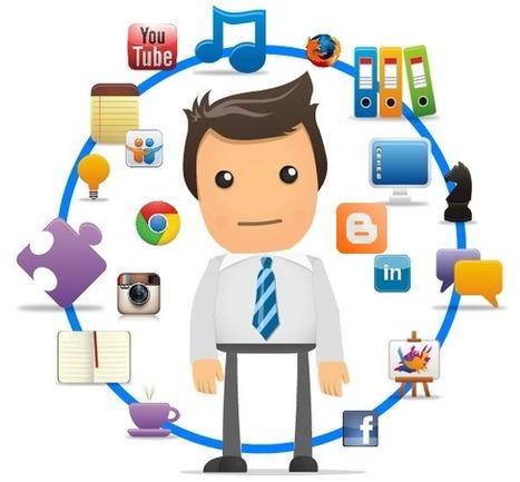 educativa | Aprendizaje informal y social en e-learning: PLE | E-Learning | Scoop.it