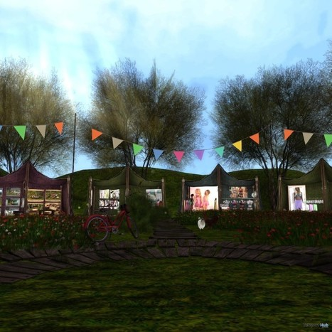 Several Gifts at Four Seasons Market by Various Designers | Teleport Hub - Second Life Freebies | Second Life Freebies | Scoop.it