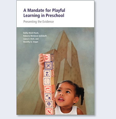 A Mandate for Playful Learning in Preschool: Presenting the Evidence | Voices in the Feminine - Digital Delights | Scoop.it