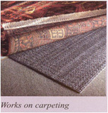 Teebaud: Non-Skid Rug Underlay | Floor Covering Sydney @ Depoortere | Scoop.it