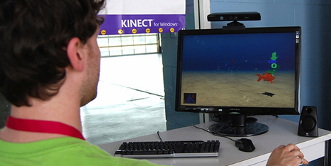 Kinect Physiotherapy for Sport Injuries | KINECT APPS - GAMES | Scoop.it