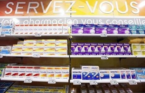 Une liste de médicaments en vente libre à proscrire | Shabba's news | Scoop.it