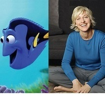 Disney Announces Voice Casting for Finding Dory, The Good Dinosaur & Inside Out | Sites by Doreen | Scoop.it