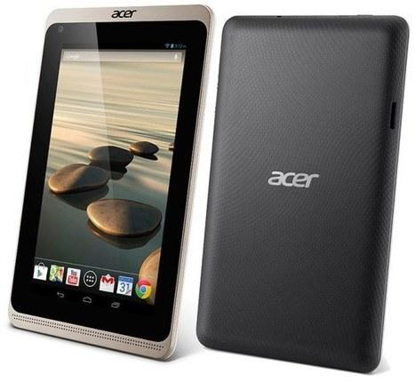 Acer Iconia B1-730 HD, otro tablet económico con procesador Intel | MSI | Scoop.it