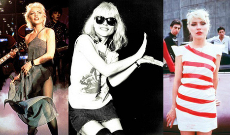 A History of Style: Fashion Inspired by Debbie Harry – College ... | FashionGeek | Scoop.it