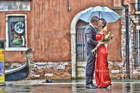 Une journée inoubliable pour notre mariage à Venise ! 19/08/2015   Mariage à l'Italienne   Scoop.it