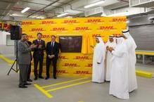 DHL sets a logistics milestone with the opening of the largest ground ... - Zawya (registration) | Logistics Curiosity | Scoop.it