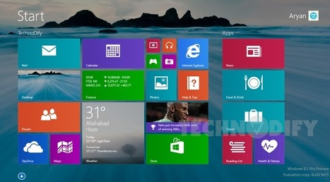 What's new in Windows 8.1 Preview : Full Review | Technology News | Scoop.it
