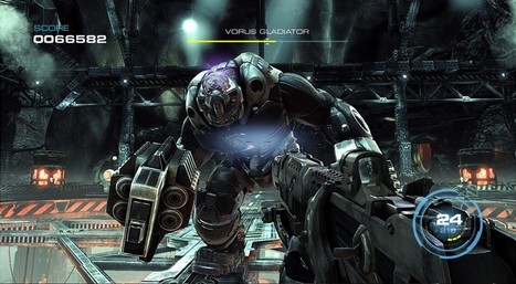 CI GAMES' Alien Rage Explodes Onto XBLA - SoVideoGaming | mw3 | Scoop.it