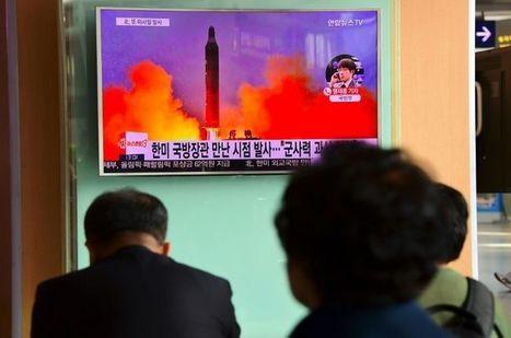 La Corée du Nord peut lancer un missile nucléaire | DEFENSE NEWS | Scoop.it
