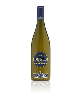 The only Le Marche wine sold at HARRODS | Fattoria Mancini Impero Blanc De Pinot Noir 2008 | All about wine | Scoop.it