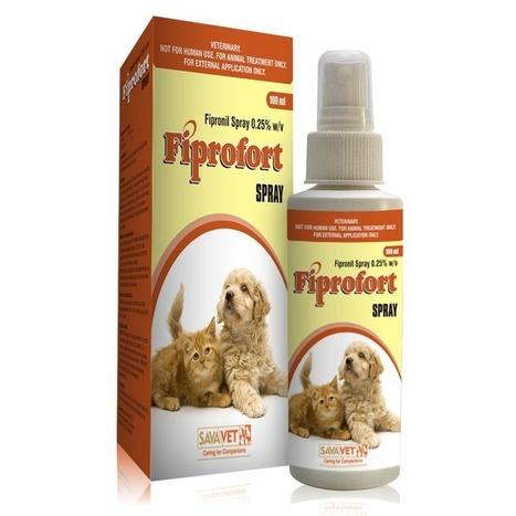 Fipronil 0.25 % w/v | Veterinary Medicines | Scoop.it