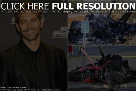 Hollywood is shocked by death of Paul Walker - Celeb N Wall | Latest Celebrity News | Scoop.it