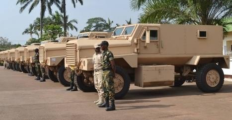 Washington offre 21 véhicules de combat à l'armée camerounaise | DEFENSE NEWS | Scoop.it