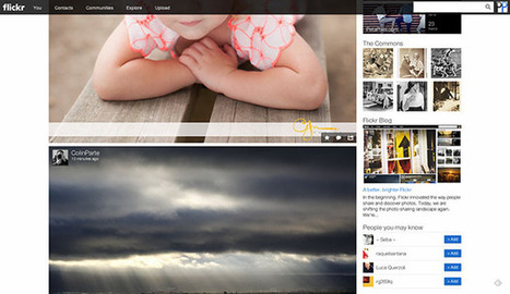 """Flickr Launches """"Spectacular"""" Redesign, Now Offering 1TB of Free Storage 