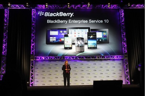 BlackBerry 10 launch event set for January 30, 2013 | Anything Mobile | Scoop.it