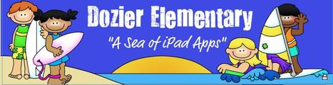 Dozier Elementary's Sea of iPad Resources | IKT och iPad i undervisningen | Scoop.it
