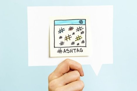 The 10 Twitter Hashtags All Teachers Should Follow | digital marketing strategy | Scoop.it