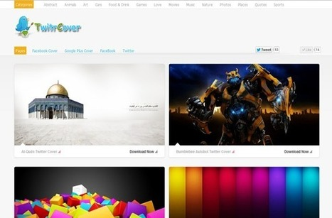 Twitter Covers & Twitter Header Images | TwitrCover | TwitrCover | Scoop.it