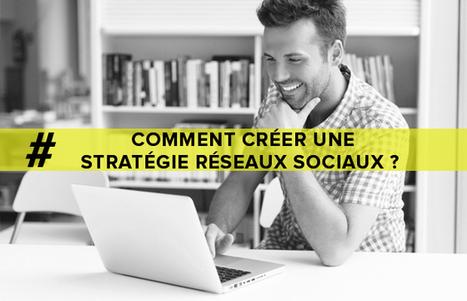 Blog de l'équipe de Progressif Media | Comment créer une stratégie réseaux sociaux ? | Réseaux sociaux | Scoop.it