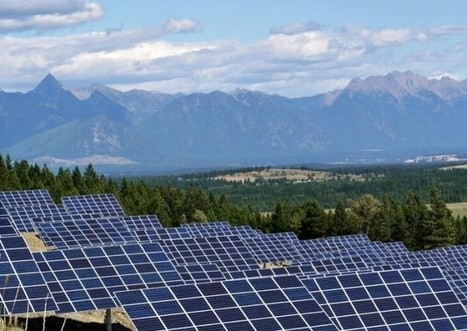 Largest solar project in B.C. begins operations | Energía Solar en Minería | Scoop.it