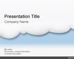 Cloud Computing PowerPoint Template | Free Powerpoint Templates | Top Security Issues For Cloud Computing | Scoop.it