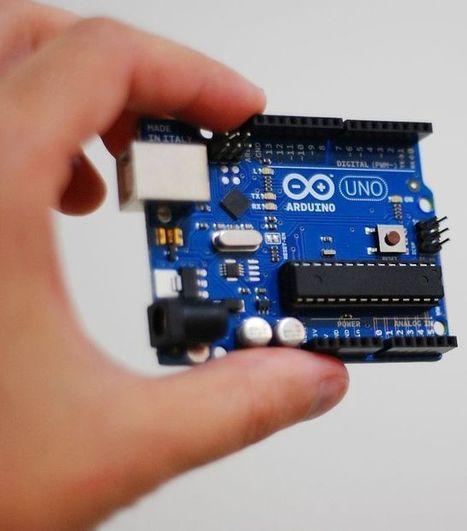 Desde un 'drone' a una Game Boy: cinco cosas que puedes fabricar tú mismo gracias a Arduino | Maker World | Scoop.it