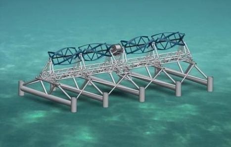 Wave power to be harnessed in Maine for electricity production ... | Sustainable Energy | Scoop.it