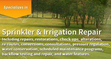 Is Winter and Fall Sprinkler Maintenance Necessary? by Bryan Pearson | pearsonsprinkler | Scoop.it