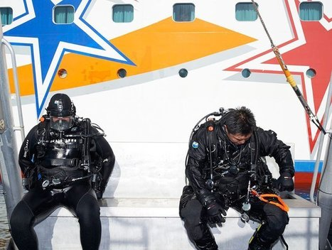 Going Deep with the 25-Man Dive Patrol Keeping the Port of L.A. Secure - Los Angeles Magazine | ScubaObsessed | Scoop.it