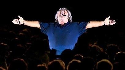 ANONYMOUS BUTTA GIU' BEPPE GRILLO? | The Matteo Rossini Post | Scoop.it