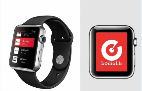 [Tribune] 5 conseils pour développer sur Apple Watch | Online Marketing | Scoop.it