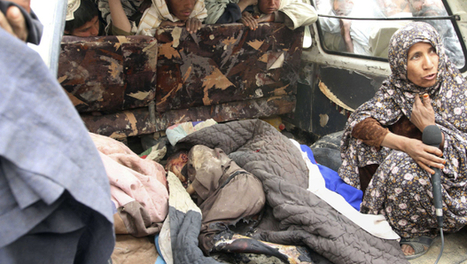 US soldier held in deaths of 16 Afghans - CBS News | Topics of my interest | Scoop.it