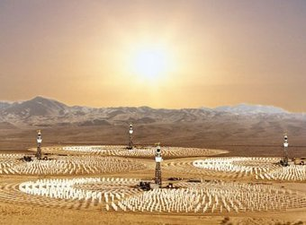 Solar-Powered Desalination for Middle East | Water Board | Scoop.it