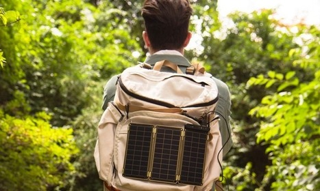 World's thinnest solar charger breaks South Korean crowdfunding record | Crowdfunding | Scoop.it