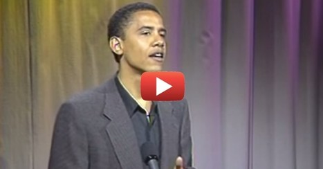 URGENT: Shocking 1995 Video Surfaces of Barack Obama Revealing Who He REALLY Is [VIDEO] | Criminal Justice in America | Scoop.it