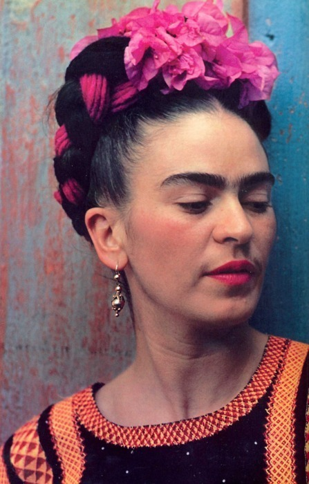 Frida Kahlo - Daily Multiracial | COYOACAN TRAVEL REPORT | Scoop.it